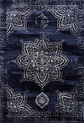 Persian-Rugs 5934 Area Rug Modern Carpet Large New