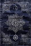 Cheap 5934 Distressed Navy 5 x 7 Area Rug Carpet Large New