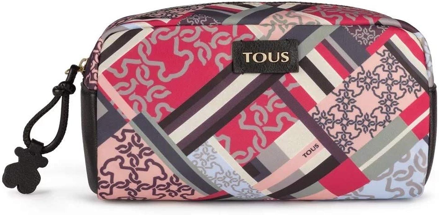 Tous Neceser L. Doromy Multi, Organizadore de Bolso para Mujer, Multicolor, 20x11x9 cm (W x H x L): Amazon.es: Zapatos y complementos