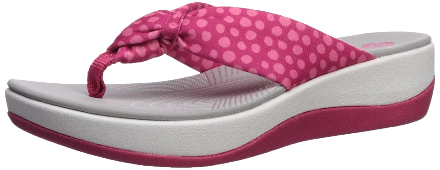 84ca45f42f58 Clarks Women s Arla Glison Flip Flop  Buy Online at Low Prices in India -  Amazon.in