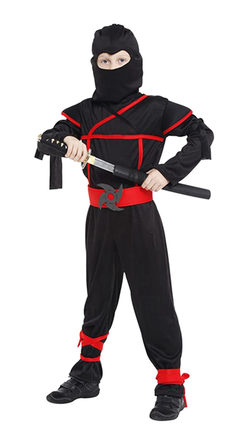 Amazon.com: La Vogue Children Boys Halloween Costume Stealth ...