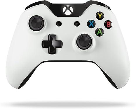 Xbox One Special Edition Blanco Mando inalámbrico (sin 3,5 ...