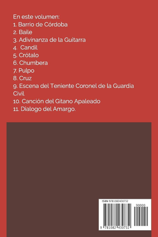 Selección de Poemas: Volumen V: Amazon.es: García Lorca, Federico ...
