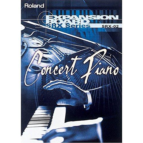 Roland WAVE EXPANSION BOARD Concert Piano SRX-02   B000EMLLLG