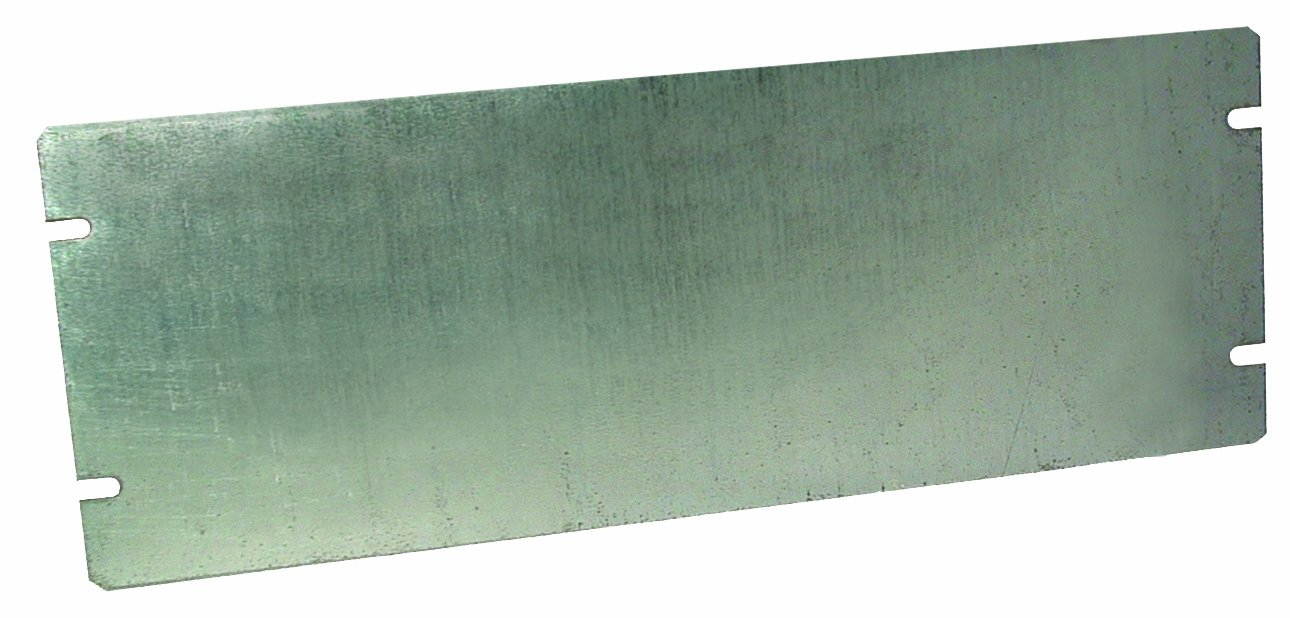 Hubbell-Raco 847 5-Gang Flat Blank Cover