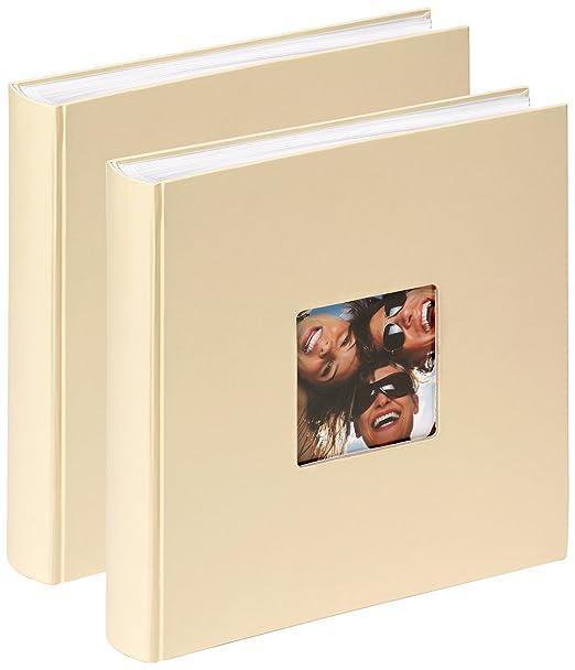 469 opinioni per Walther Fun- Album per foto Confezione da 2, 30 x 30 cm Crema