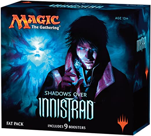 Shadows over Innistrad - Fat Pack - English - Magic: The Gathering: Amazon.es: Juguetes y juegos