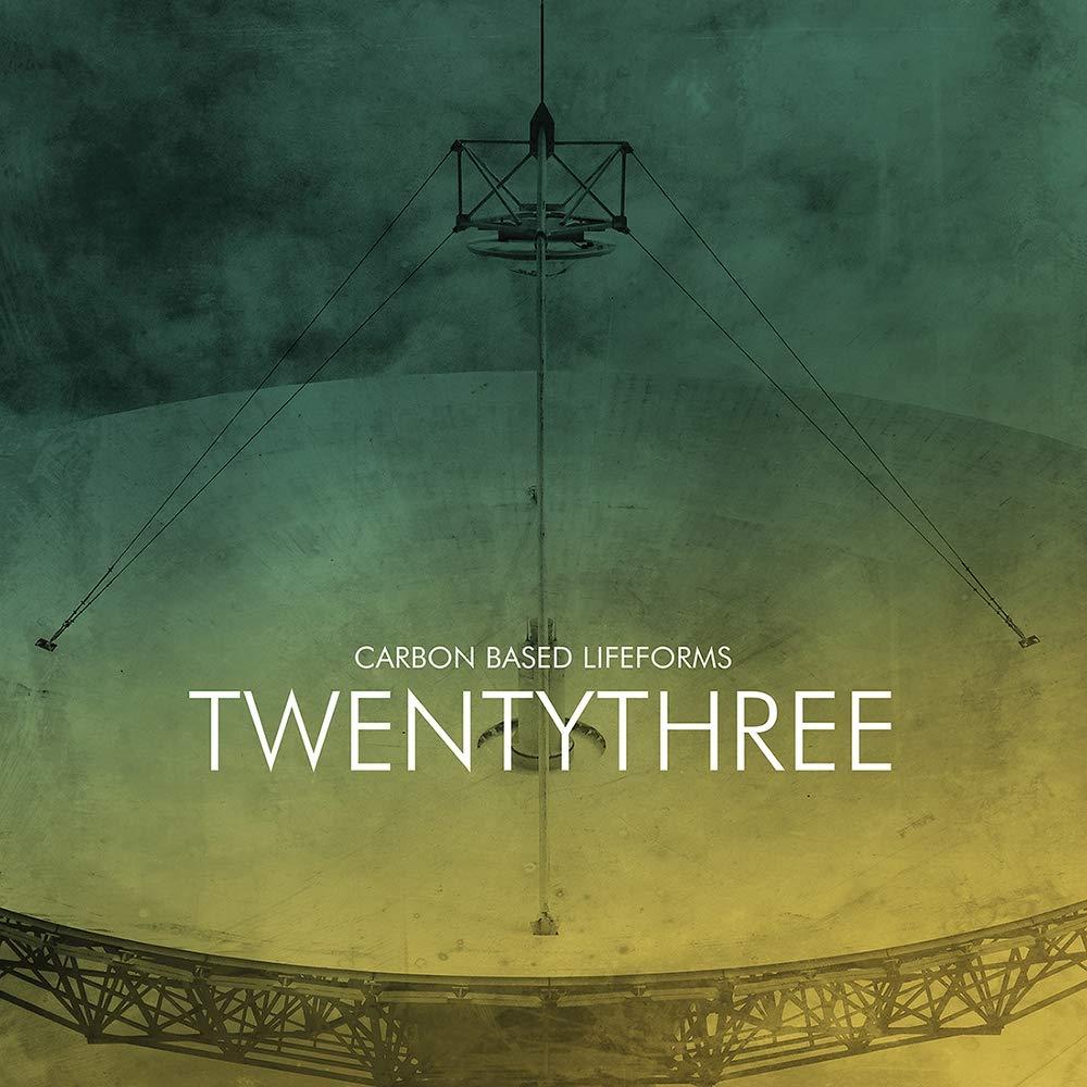 CD : Carbon Based Lifeforms - Twentythree (CD)