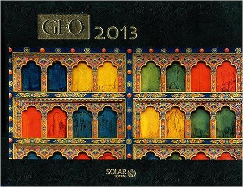 Agenda Géo 2013