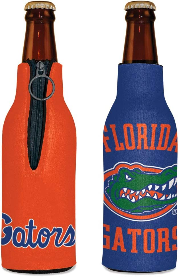 WinCraft NCAA Florida Gators Bottle Cooler, Team Colors, One Size