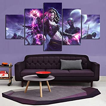 Beautiful angel No stretch Canvas HD Prints oil painting art for living room