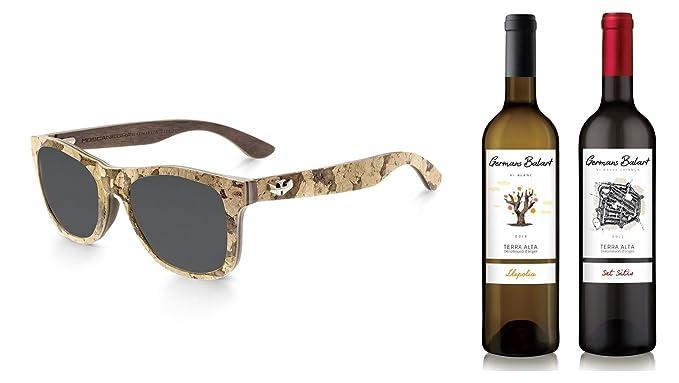 Pack de gafas de Sol Mosca Negra de Madera y Corcho edición ...