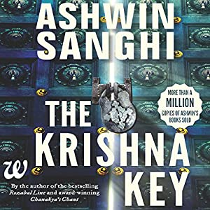 The Krishna Key Audiobook