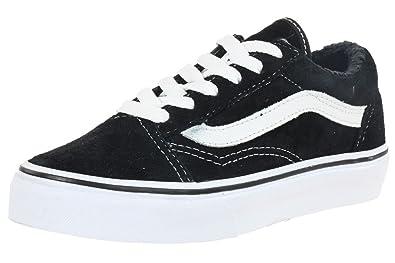 VANS Old Skool Classic Sneaker Kinder Winter Schuhe Kids
