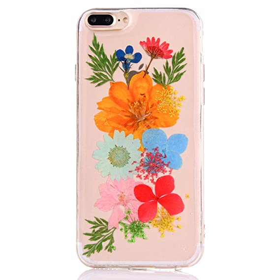 Amazon Pretty Flower Case For Iphone 7 Plus Tipfly Iphone 8