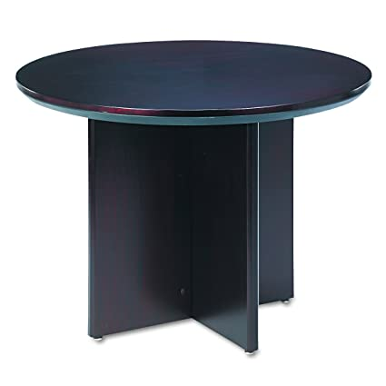 Amazoncom Tiffany Co Mayline CTRNDMAH Napoli Dia Round - Napoli conference table