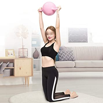 Xbswan Yoga Fitness Kettle Bell, Peso Ajustable Yoga Fitness ...