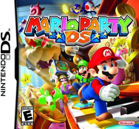 Mario Party (Nintendo DS) [Importación inglesa]: Amazon.es: Videojuegos
