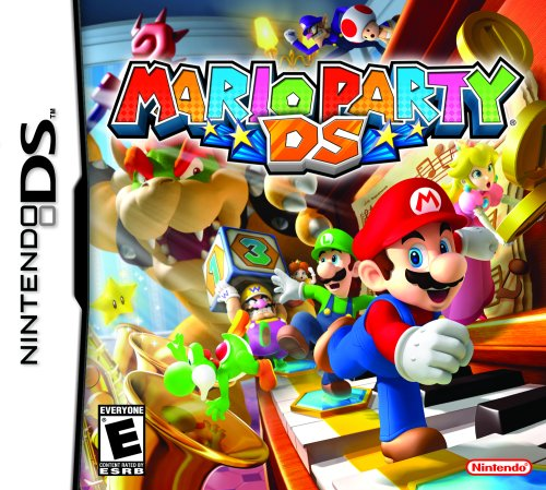 Mario Party DS (Target Ds Games)