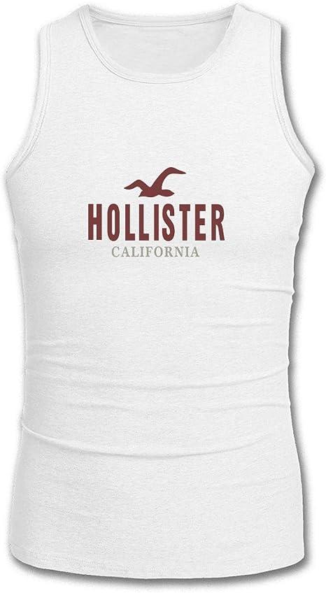 Hollister Tanks Tops - Camiseta de tirantes - Hombre blanco ...