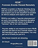 FEVR: Forensic Events Viewed Remotely