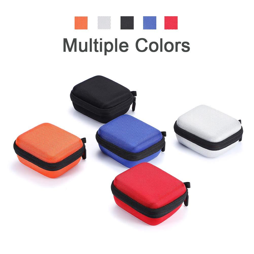 Custodia da viaggio rigida per JBL GO//JBL GO 2 Altoparlante portatile senza fili Bluetooth Fodera nero solo custodia, altoparlante e accessori non inclusi Custodia per JBL Go//JBL GO 2 - Nero