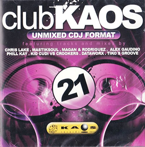 Kid Cudi - Club Kaos 21 [cd] 2009 [unmixed Cdj Format] - Zortam Music