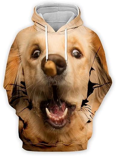 amazon pull homme chien