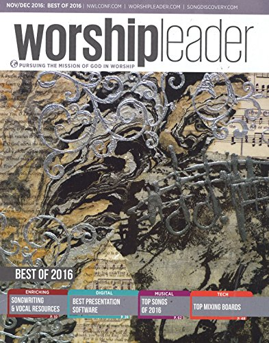 Best Price for Worship Leader Magazine Subscription