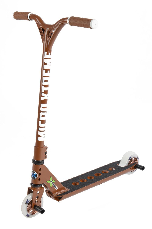 Patinete Mx Trixx 2.0, color marrón, Freestyle: Amazon.es ...