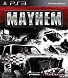 Mayhem 3D - Playstation 3