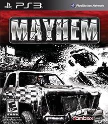 Mayhem 3D - Playstation 3