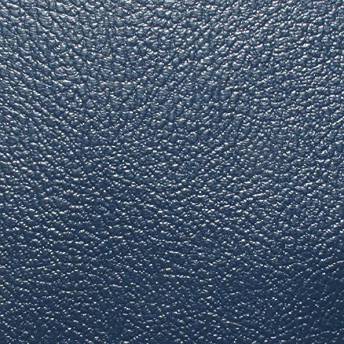 - Tolex Amplifier Cabinet Covering, Navy Blue Bronco, 36