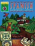 Spanish, Grade 1 (Learn-A-Language)