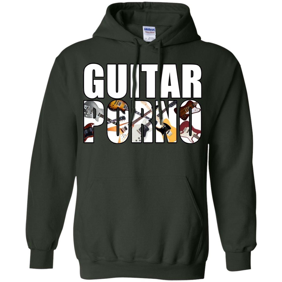 Swag Attack Gear Guitar Porno Hoodie