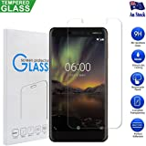 Nokia 6.1 / Nokia 6 2018 Tempered Glass LCD Screen Protector Film Guard