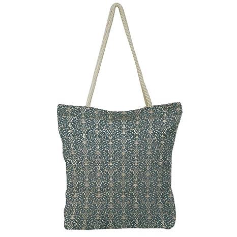 Amazon.com  iPrint Handbag Cotton and Linen Shoulder Bag Leisure ... 17fce0fdc1ba8