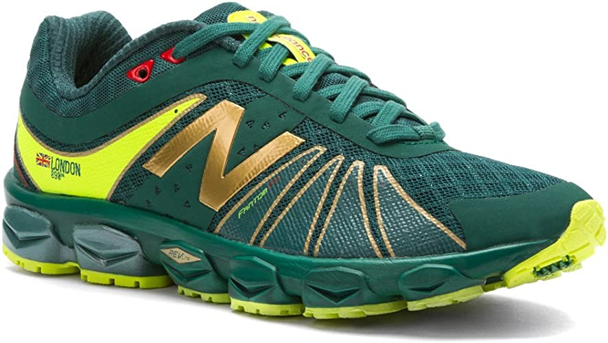 Correctamente Intervenir profundo  New Balance W890v4 London Marathon Women's Running Shoes - 9 Green:  Amazon.co.uk: Shoes & Bags