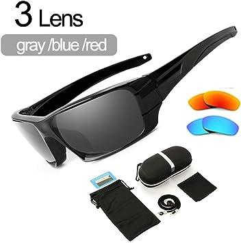 Fishing Sunglasses Tortoise Frames Amber Lens Polarized UV 400 Protection