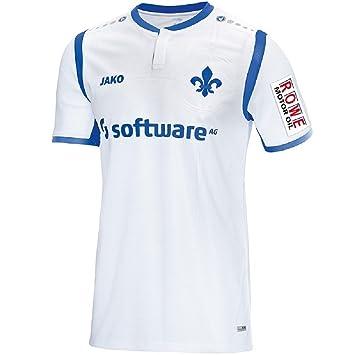 wei/ß Shirt Team JAKO Darmstadt 98 T