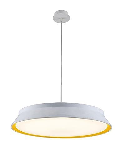 comtemporary lighting modern tenseng pendant led light fixture 32w dimmable chandelier contemporary lighting aluminium alloy white diameter 52cm modern