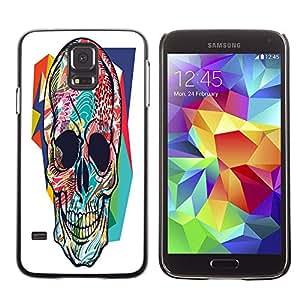 Dragon Case - FOR Samsung Galaxy S5 - ?on your way down - Caja protectora de pl??stico duro de la cubierta Dise?¡Ào Slim Fit