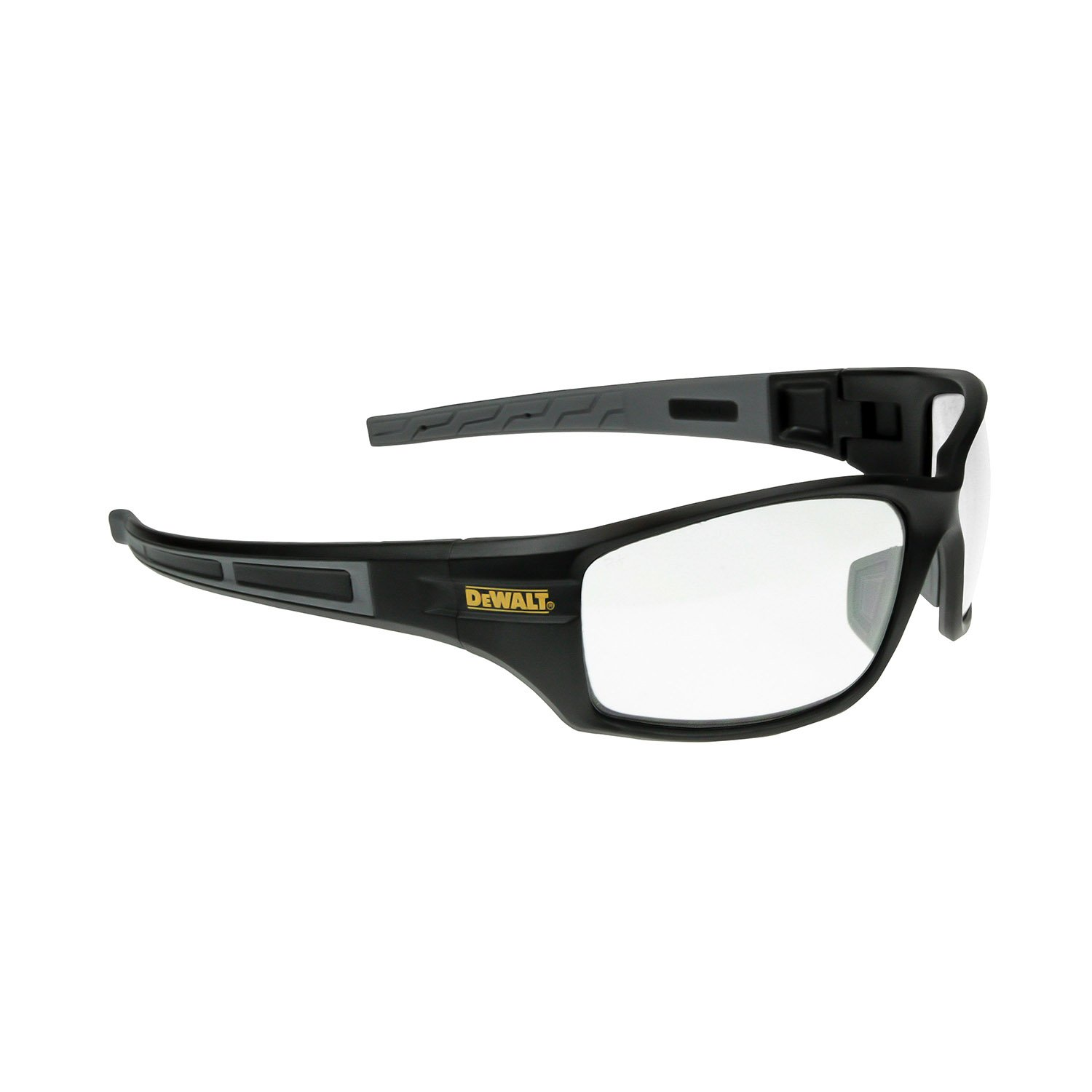 DeWalt DPG101-1D Auger SAFETY Glasses - Clear Lens (1 Pairper Pack)