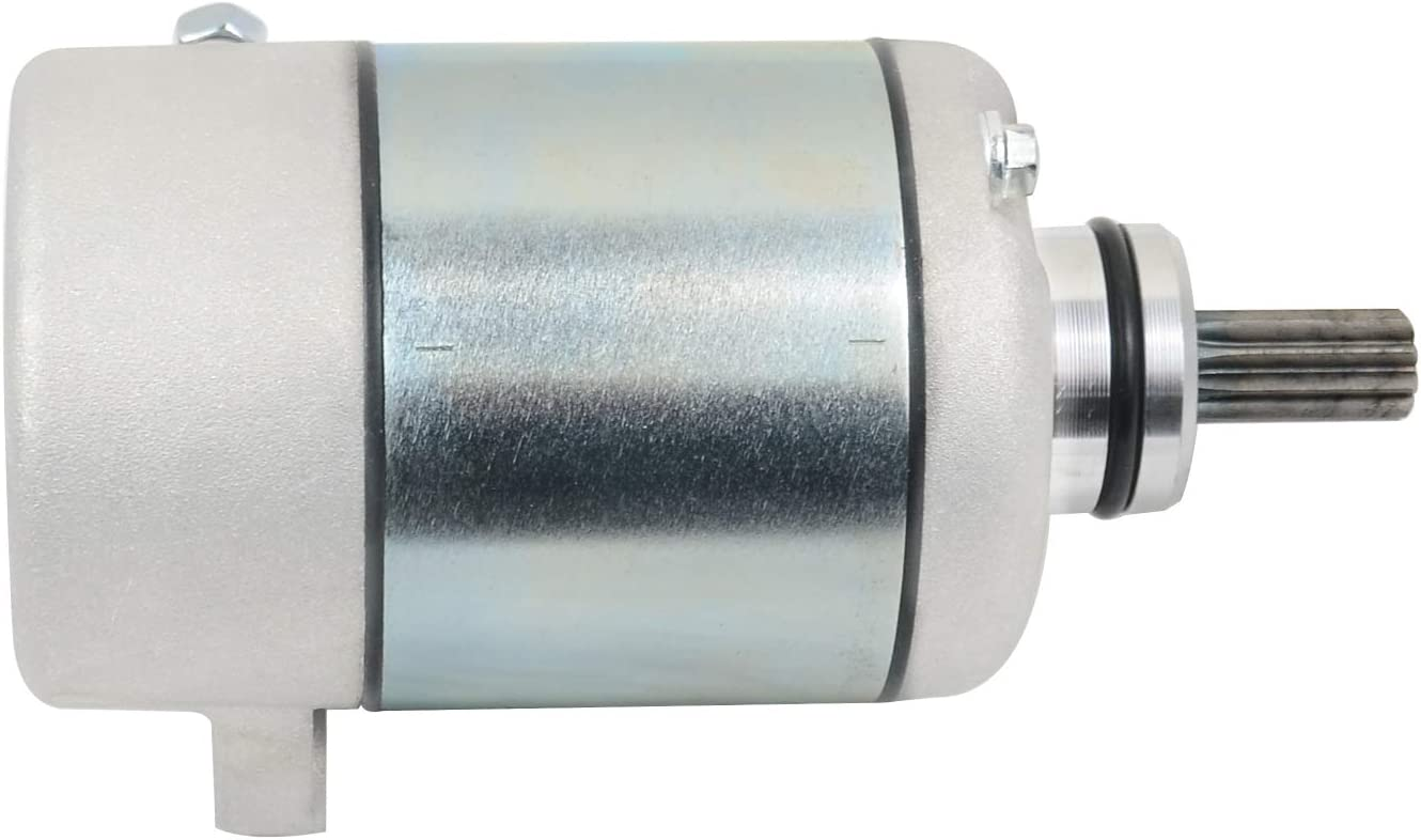 31200-HM8-A41 Electrical Starter Motor Fits for Honda ATV TRX250 TRX250EX TRX250TE TRX250TM 1997-2008