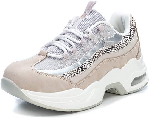 XTI 49985.0, Zapatillas para Mujer: Amazon.es: Zapatos y complementos