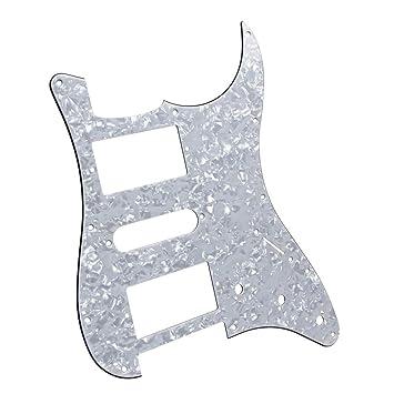 IKN® 3ply HSH golpeador para FD Fender Squier Guitarra eléctrica ...
