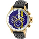 Invicta Men's 19903 S1 Rally Analog Display Quartz Black Watch
