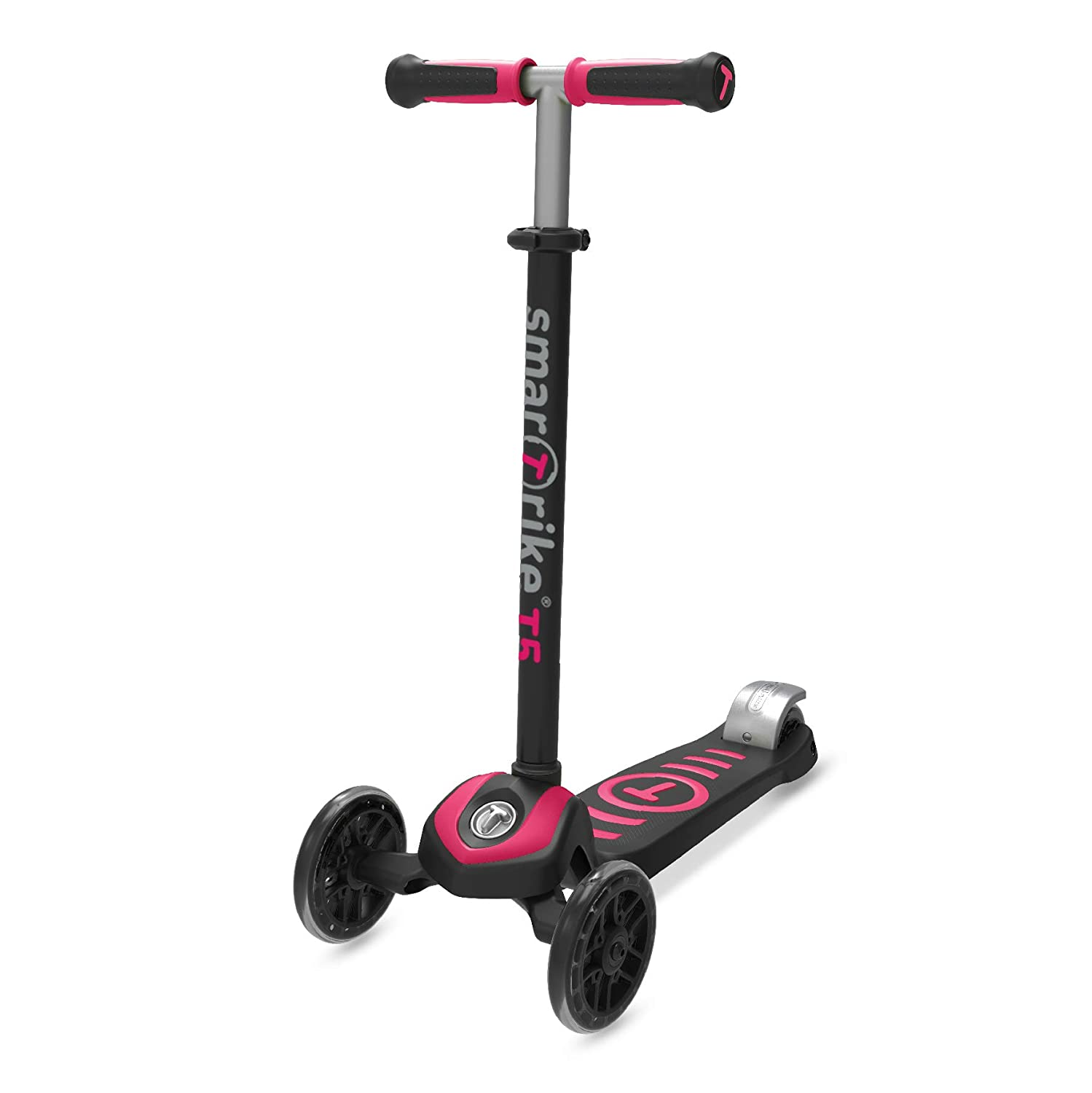 SMARTRIKE Patinete, Color Fucsia (PL Ociotrends 2010100)