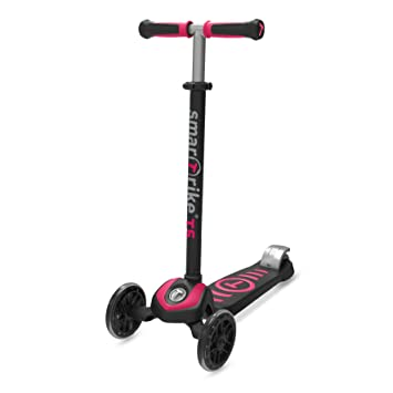 SMARTRIKE- Patinete, Color Fucsia (PL Ociotrends 2010100 ...