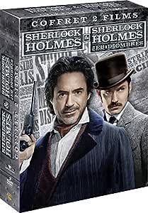 Sherlock Holmes + Sherlock Holmes 2 : Jeu dombres Francia DVD: Amazon.es: Robert Downey Jr., Jude Law, Rachel McAdams, Mark Strong, Eddie Marsan, Robert Maillet, Noomi Rapace, Jared Harris, Stephen Fry, Guy